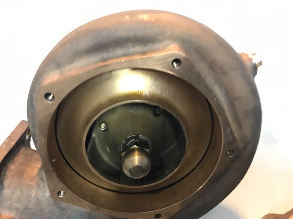 MAN  Paxman VP185 Wasserpumpe  B&W   12YN42353-R Marinediesel in Bocholt