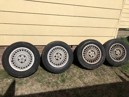 VB-VC SLE wheels