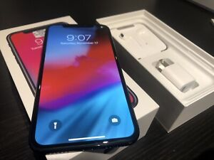 Mint iPhone X-64gb-Unlocked-Everything Included -Price Firm