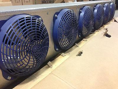 New Bohn 23500 Btu Elec Defrost Walk In Freezer Evaporator 208230 407a Ec