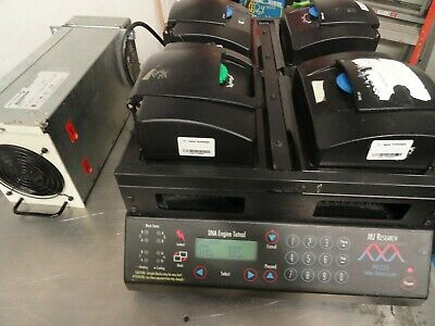 Mj Research Ptc-225 Peltier Thermal Cycler W Lucent Rm2000ha100 P.s.