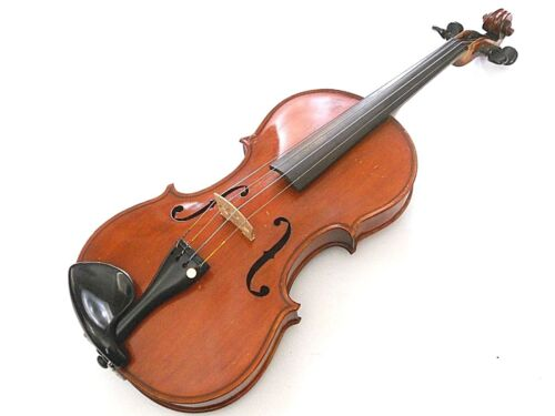Vintage 4/4 American Violin / Fiddle G. Peterson  Madison Wisconsin #4DS