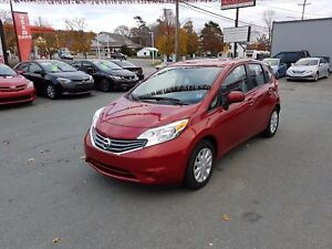 2014 Nissan Versa Note 1.6 SV Auto w/ Bluetooth Rev Camera ($...