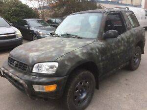 1998 Toyota R-4 For Part $500