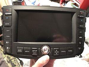 Navigation Acura TL 2007-2008