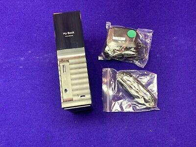 WD My Book External 4TB HDD Backup Desktop Storage WDBBGB0040HBK-NA