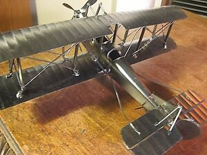 Metal Airplane Decor Ebay