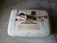 VIKING Viking IBA 8 PERSON LIFE RAFT IN CONTAINER Expired APRIL 2021