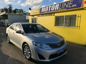 2013 Toyota Camry ALTISE Automatic Sedan $8,999 Kenwick Gosnells Area Preview