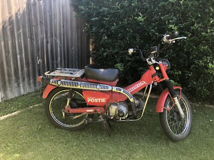Honda Ct110 Postie Bike Motorcycles Gumtree Australia Brisbane