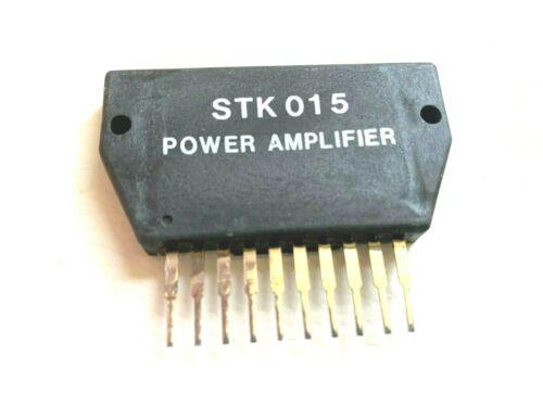 STK015  Power Amplifier + Heat Sink Compound New Original SANYO