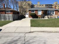 Want driveway widened