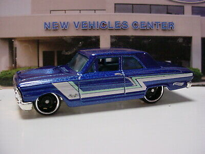 2020 Hot Wheels Multi Pack Exclusive FORD THUNDERBOLT ☆metallic blue; gray☆LOOSE