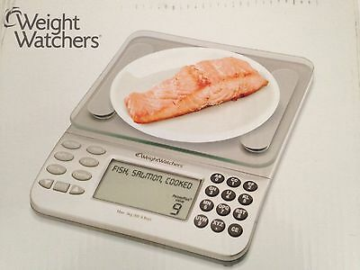 Weight Watchers Electronic Food Scate with Points Plus Database in Box
