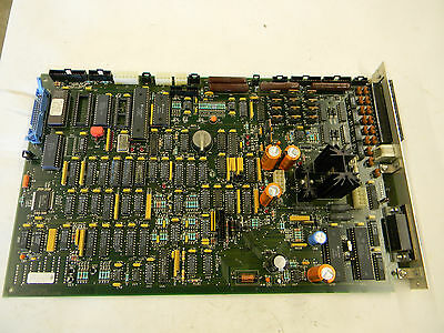 Waters Millipore 717 Autosampler Main Pcb 078740 Rev H 1e5