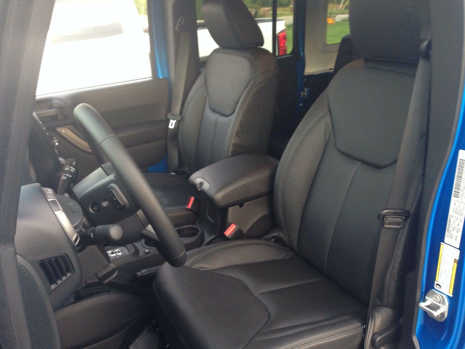 Jeep Jk Leather Seats
