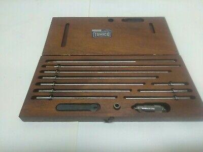 1.212 Tubular Micrometer Company Tumico Saint James Minn Usa  Machinist Tools