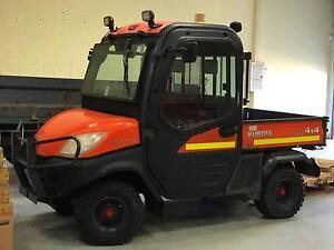 Kubota RTV 1100 Diesel  Hydrostatic 3 Cyl Balcatta Stirling Area Preview