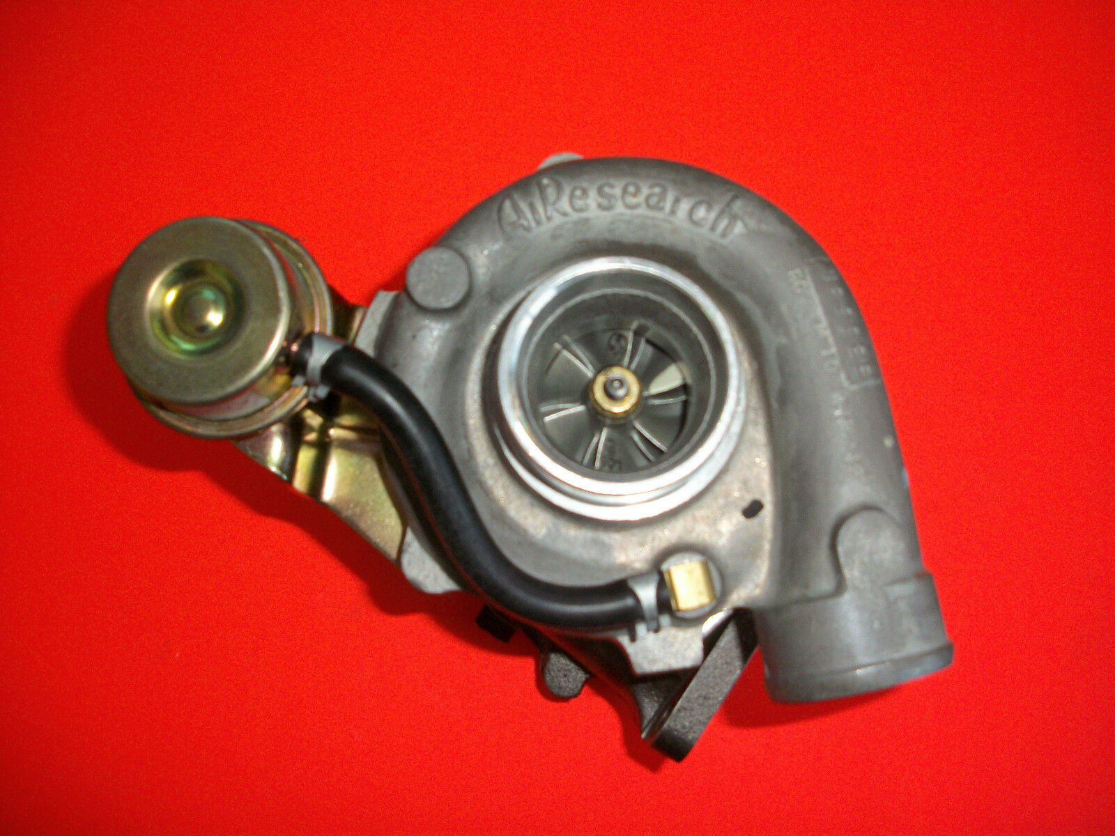 new genuine garrett turbo internal wastegate t3 48 turbocharger 3803809 ebay. Black Bedroom Furniture Sets. Home Design Ideas