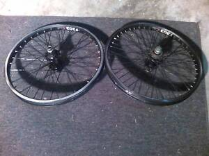 Bmx wheels 14mm Axel's swap Currumbin Waters Gold Coast South Preview