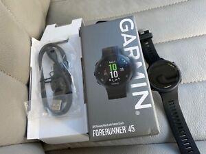 Garmin forerunner 45 Black/Black