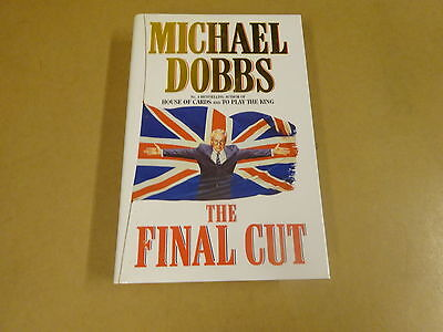 BOOK / MICHAEL DOBBS - THE FINAL CUT