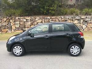 2011 Toyota Yaris Hatchback Coombabah Gold Coast North Preview