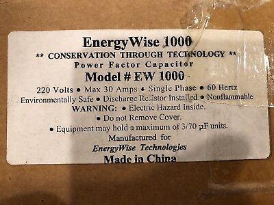 New Energy Wise Power Factor Capacitor Ew 1000