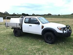 2009 Pk Ford Ranger 4x4 Aldinga Beach Morphett Vale Area Preview