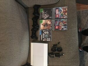 Playstation 3 super slim 500GB HDD + games and peripherals