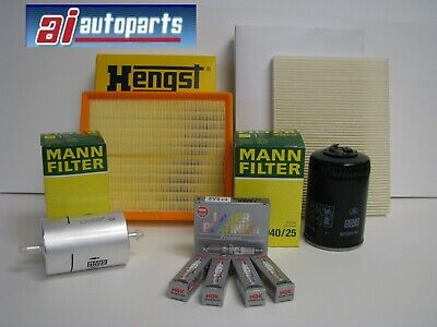 Tune Up Kit Volkswagen Passat 1.8T 2001-2005 Spark Plugs Filters Free Shipping