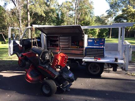 Mobile Mower Servicing