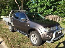 2010 GLX-R 4x4 Mitsubishi Triton dual cab Glenbrook Blue Mountains Preview