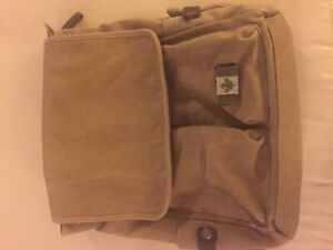 Vintage Customized Canvas Backpack