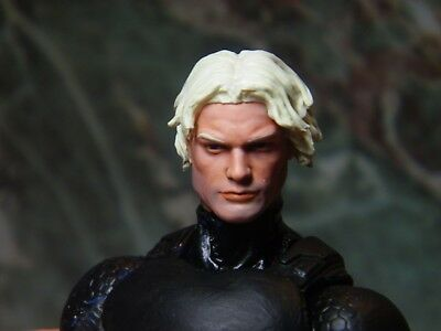 HEAD ONLY Marvel Legends Custom painted Head Magneto