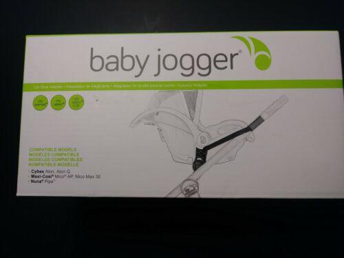 Baby Jogger Car Seat Adapter- City Premier City Select & Cit