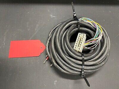 Whelen Edge 9000 Matrix Lightbar Control Cable 25