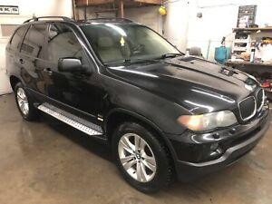 BMW X5 2006 XDRIVE 4X4