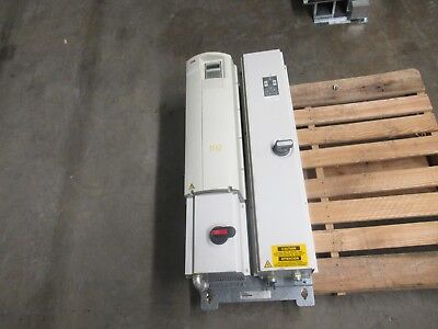Abb Drive Ach401603032 10be0000 3ph 480v Volts 56.0a Amps 40hp Used