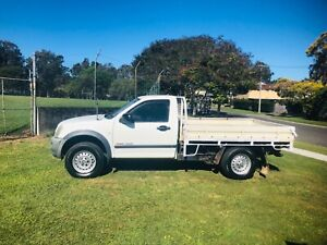 Holden Rodeo PA LX 4x4 Holland Park West Brisbane South West Preview