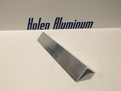 4 Pieces 34 X 34 X 18 X 12 Long Aluminum Angle 6061-t6