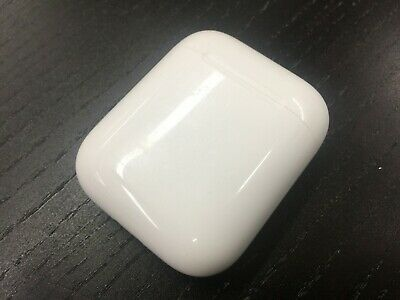Apple Genuine AirPods Charging Charger Case ONLY Replacement for 1st & 2nd Gen
