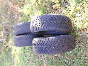 Goodyear winter tires 225/60R16