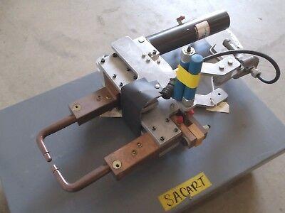Tg Systems Gts 2140 Spot Weld Gun Robot Welder Resistance Welding Cylinder