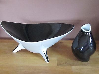 Schale Rosenthal 7 Gesichter Vase 50er Jahre Stangl, Heidenreich Midcentury
