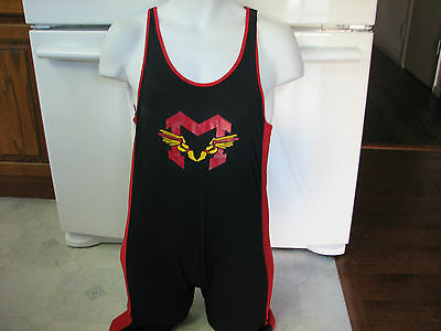 Mission Viejo High School Diablos Track   Field Or Wrestling Team Singlet Large