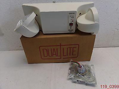 Dual-lite Ez-2i Self Contained Emergency Lighting Unit 120277v 7.2w Ew-18w-x2