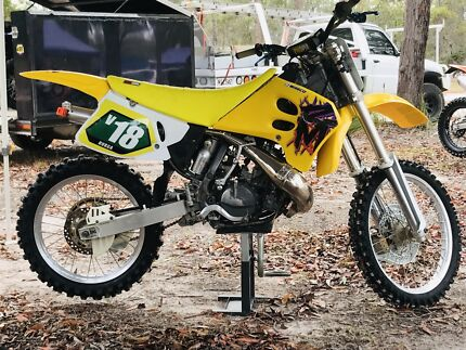 94 RM 250. VMX Eli Waters Fraser Coast Preview