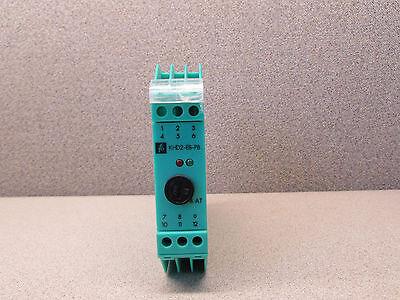 Pepperl Fuchs Khd2-eb-pb Barrier Device 26209