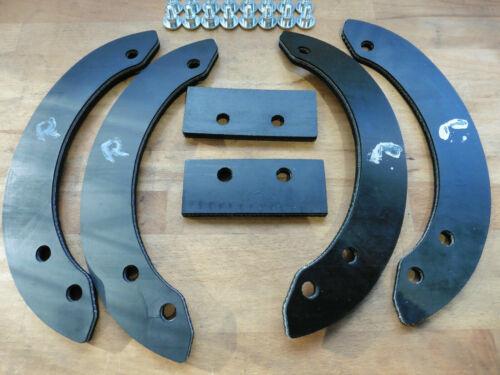 Toro Paddel Gummilippe Rotor Schneefräse Fräse S200 S620 Snow Master 20 23-3730